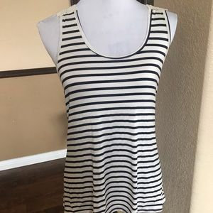 Pre-used Free 💋Kisses Top Striped